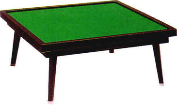 ST-Z 日本製の座卓です。枠が簡単に取り外せマットの交換が楽です。