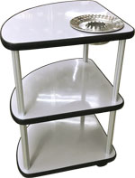 サイドテーブルTS-33灰皿-1s