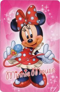トランプ ミニーマウス