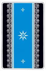 トランプナップ630藍 600円
