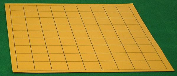 ソフト将棋盤 ビニール製