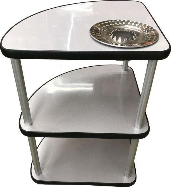 サイドテーブルTS-33灰皿